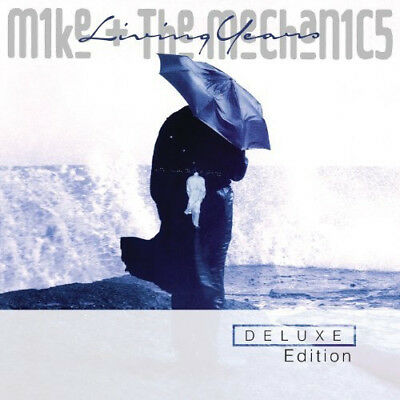 Mike and The Mechanics : Living Years CD (2017)