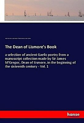 The Dean of Lismore's Book | William Forbes Skene |  9783337694210