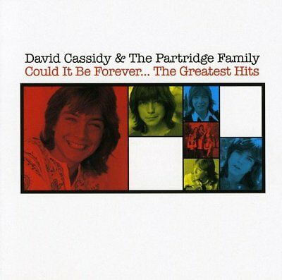 David Cassidy & the Partridge Family 'Greatest Hits'   (CD)  ***Brand New***