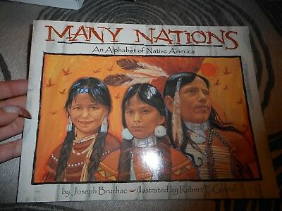 Many Nations An Alphabet of Native America