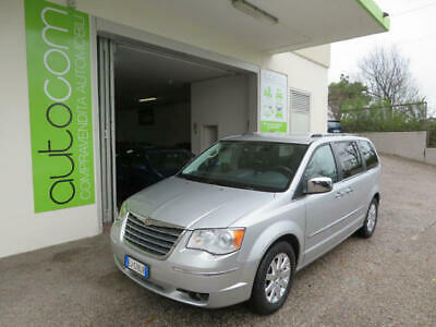 Chrysler grand voyager 2.8 crd dpf limited uniproprietario kmcertifica