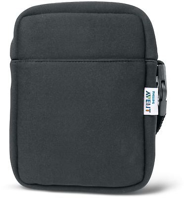 Avent THERMABAG - BLACK Baby Bottle Feeding Supplies Thermal Bags BN