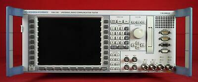 Rohde and Schwarz CMU200 Communications Analyzer 106556 OPTIONS