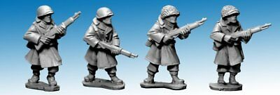Artizan: US Infantry in Greatcoats with Rifles