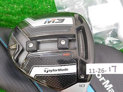 TaylorMade 2018 M3 440 10* Driver Tensei CK 70 X Extra Stiff with HC & Tool New