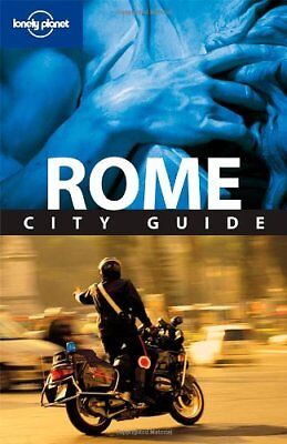 (Good)-Rome: City Guide (Lonely Planet City Guides) (Paperback)-Hole, Abigail, G