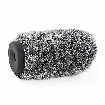 Saramonic Furry Outdoor Microphone Windscreen for the SR-TM1 Shotgun Microphone