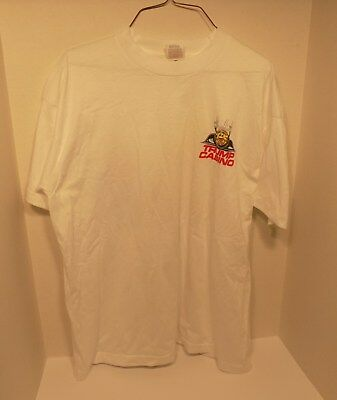 TRUMP CASINO Max Coin Fruit Of The Loom Best Size XL T- Shirt slot machine look