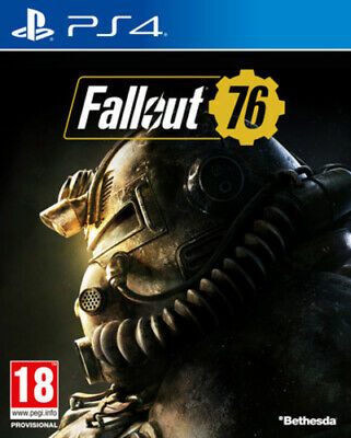 Fallout 76 (PS4) VideoGames