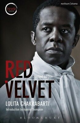 Red Velvet, Paperback by Chakrabarti, Lolita, Brand New, Free shipping in the US
