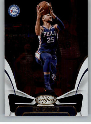 2018-19 Certified (Panini) Basketball Base and Rookie Cards Pick From List