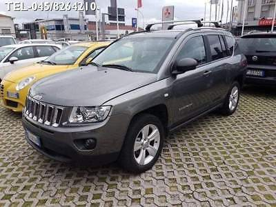 JEEP Compass 2.2 CRD Limited 2WD