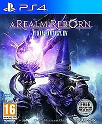 Final Fantasy XIV Online: A Realm Reborn -- Collector's Edition (Sony Ps4)