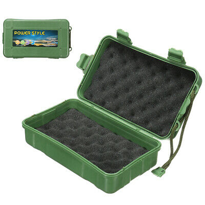 Waterproof Survival Storage Case Container Carry Box Carry Shockproof Outdoor