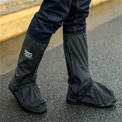 Motorcycle Waterproof Cycling Rain Boot Shoe Covers Overshoes S/M/L/XL LC