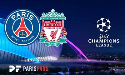 Psg liverpool 1 Place