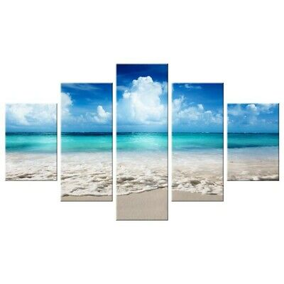Vogue Quadro Su Legno 66X115Cm Sea Summer