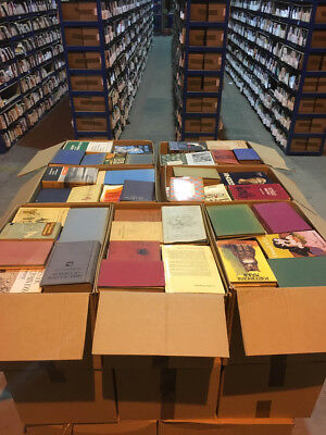 Pallet Of 2000+ Antiquarian Vintage Pre-Isbn Books. Job Lot / Wholesale - Free D