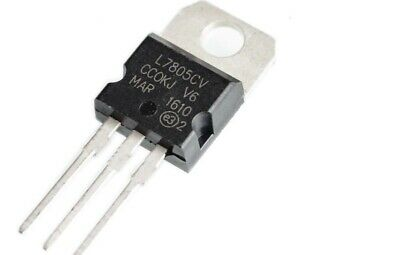 L7924 1.5A Three Terminal Voltage Regulator PACK OF 5 TO-220 FREE UK DELIVERY