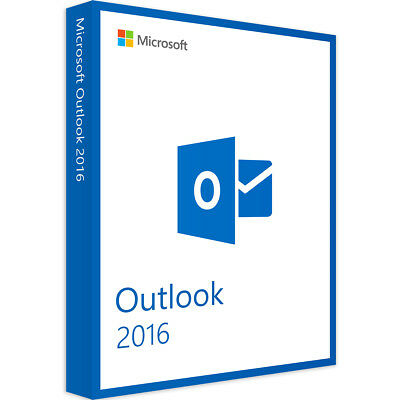 MS Outlook 2016 Product Key