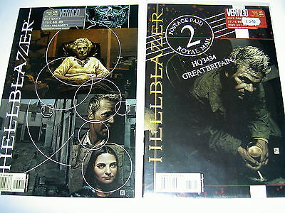 "Hellblazer 175,176:""high On Life"":complete 2 Part Constantine Story.vertigo.2002"