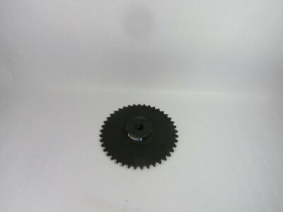 "Tsubaki 60B41F-1-3/16 Sprocket 1-3/16"" Bore 41 Teeth ! WOW !"