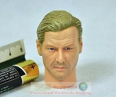 Dragon 1:6 Action Figure Head Sculpture Sculpt 007 Bond Roger Moore Da_H_411