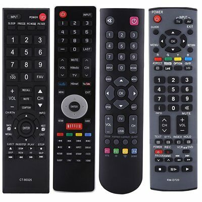 Replacement Remote Control Controller for Toshiba/Sharp/Philips LCD LED Smart TV