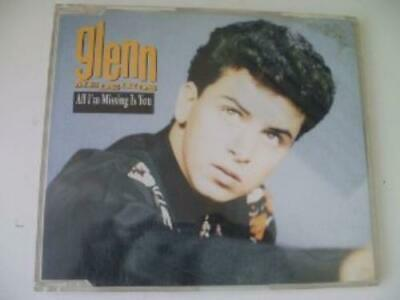 Glenn Medeiros : All Im Missing Is You CD Highly Rated eBay Seller, Great Prices