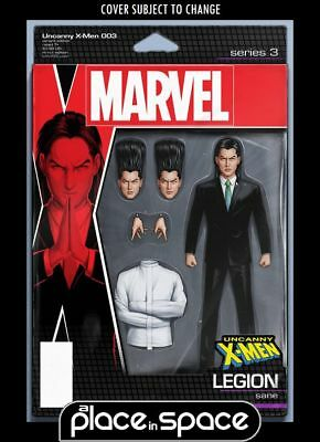 Uncanny X-Men, Vol. 5 #3B - Action Figure Variant (Wk48)