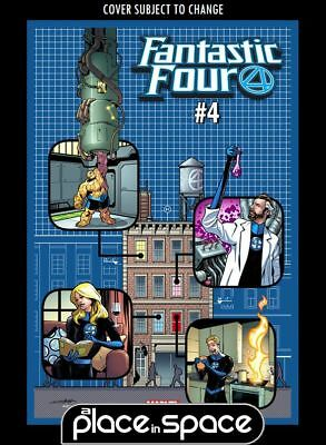 Fantastic Four, Vol. 6 #4E (1:4) Yancy Street Variant (Wk48)