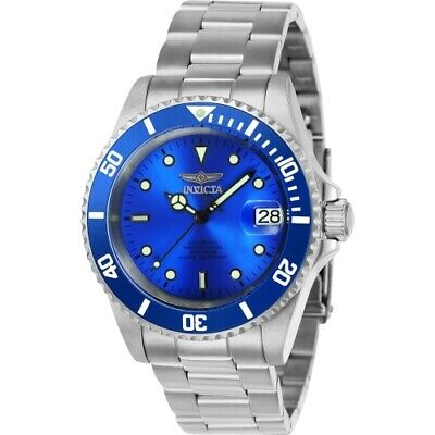 Invicta 24761 40mm Pro Diver Automatic Dial Stainless Steel Bracelet Mens Watch