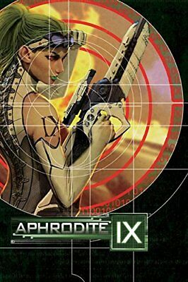 Aphrodite IX: The Complete Series by Hawkins, Matt|Wohl, David