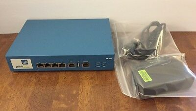 Palo Alto Networks PA-200 PA200 * Firewall Security Appliance * TESTED WARRANTY