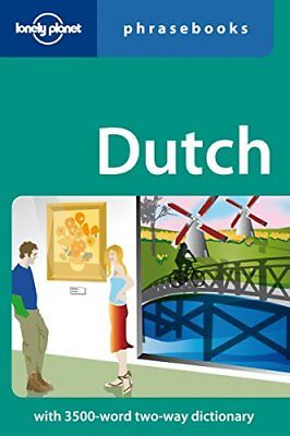 (Good)-Lonely Planet Dutch Phrasebook (Lonely Planet Phrasebook) (Paperback)-Lon
