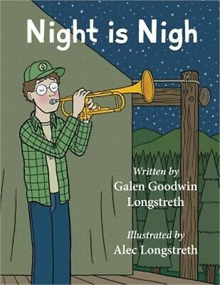 Night Is Nigh (Paperback or Softback)