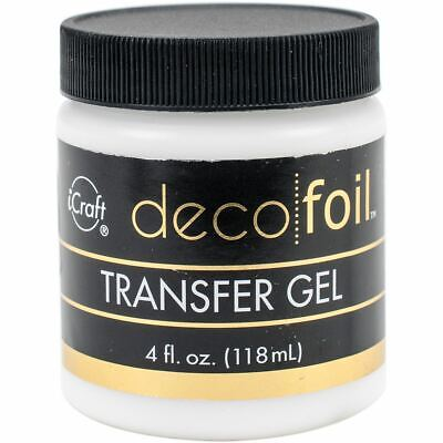 Deco Foil Transfer Gel 4Fl Oz-4825
