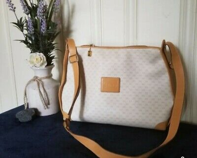 d08f46a65047ac Vintage Gucci Signature Handbag Beige/Tan - Early 80's - Holiday Gift Free  Ship