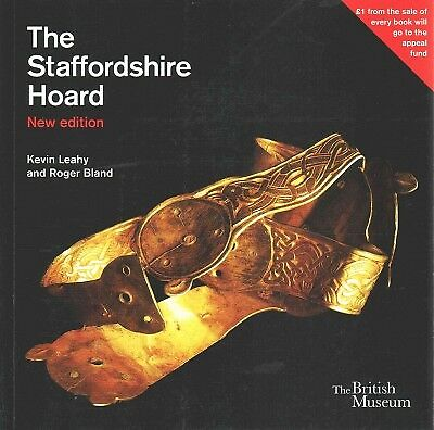 Staffordshire Hoard, Paperback by Leahy, Kevin; Bland, Roger, ISBN 0714123420...