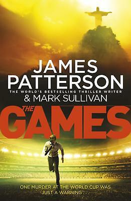 The Games (Private, Band 12) James Patterson