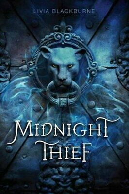 Midnight Thief by Blackburne, Livia Book The Fast Free Shipping