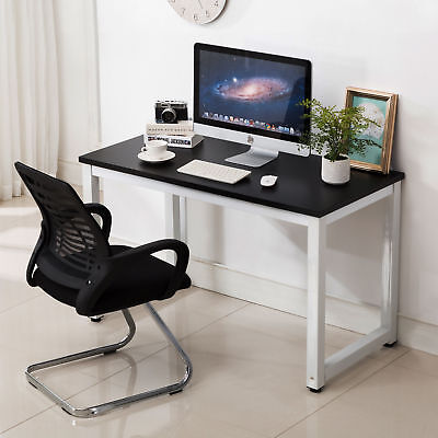 Computer Desk PC Laptop Table Writing Workstation Home Office Furniture