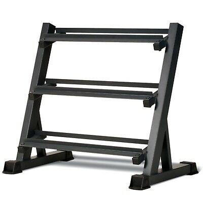 Marcy DBR-86 3-Tier Multiple Dumbbell Storage Rack