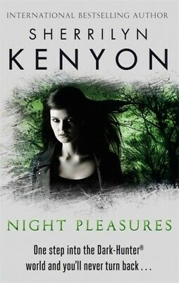 Night Pleasures (The Dark-Hunter World) (Paperback), Kenyon, Sher...