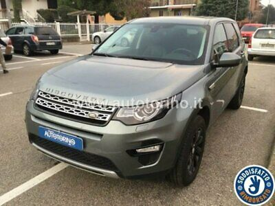 Land Rover Discovery Sport discovery sp. 2.2 sd4 HSE awd 190cv auto