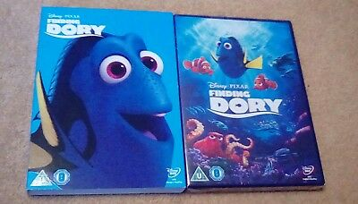 Disney Pixar Finding Dory New &sealed DVD with limited edition o-ring slipcover