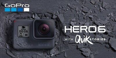 🚨🚩📸GoPro HERO6 Black Edition Action Camcorder / Camera Only 📸🚩🚨
