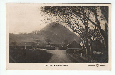 The Law North Berwick East Lothian Apr 1908 Duncan Patriothall Edinburgh RP