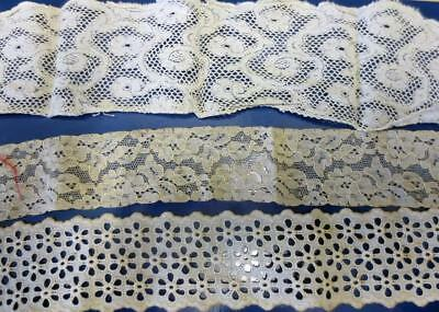 Vintage Lace and Edging Trimmings