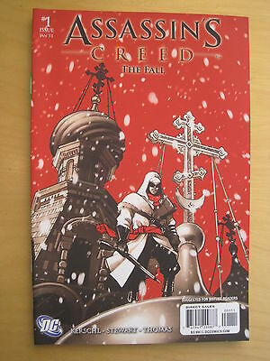 Assassin's Creed : The Fall 1.  Based On The Video Game. Mature Readers. Dc.2011